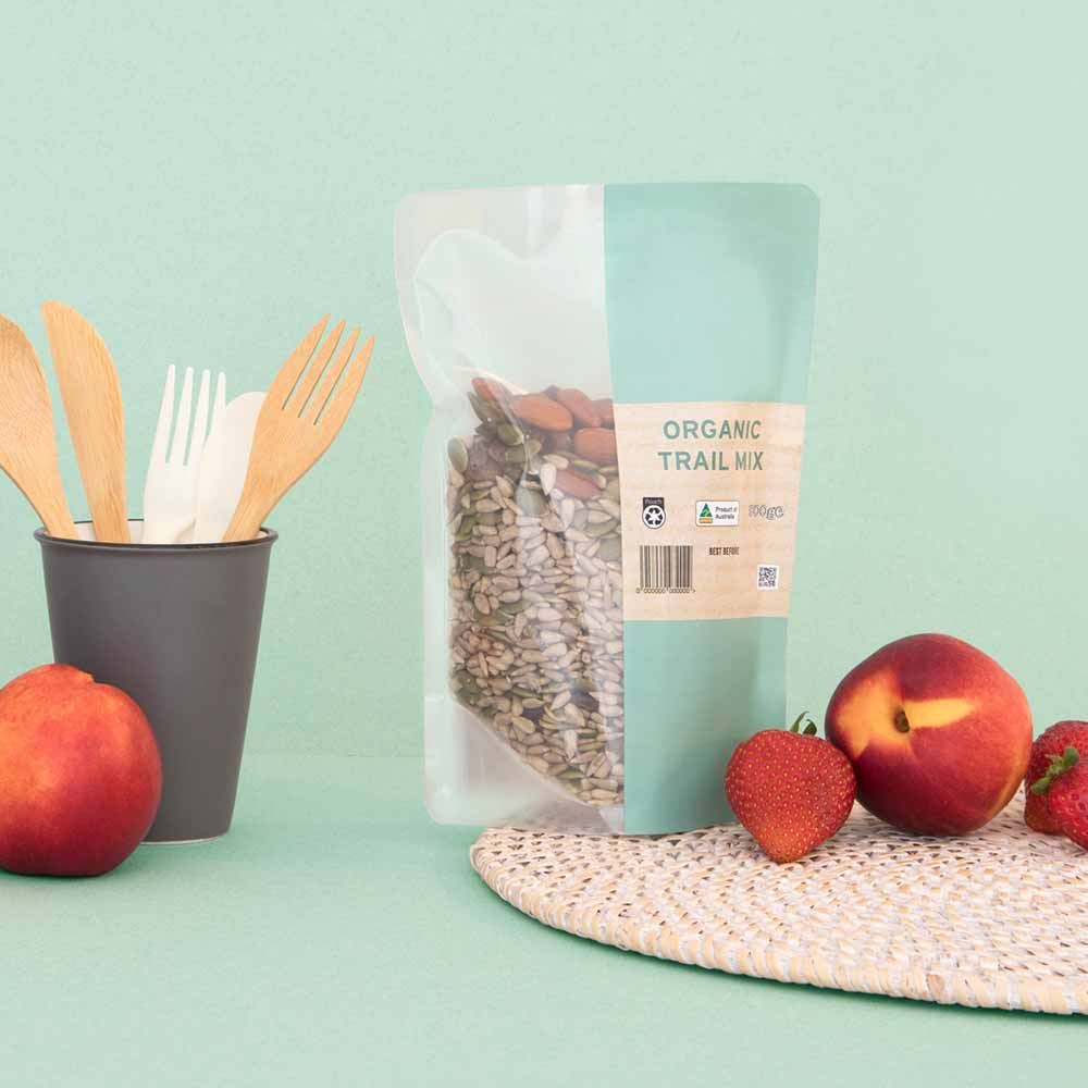 Recyclable Pouch - Grains